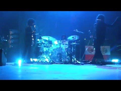 The Mars Volta - Aberinkula - El Paso, TX 09/28/08 (Part 1)
