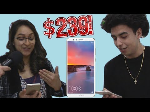 Huawei Mate SE | People Guess The Price!