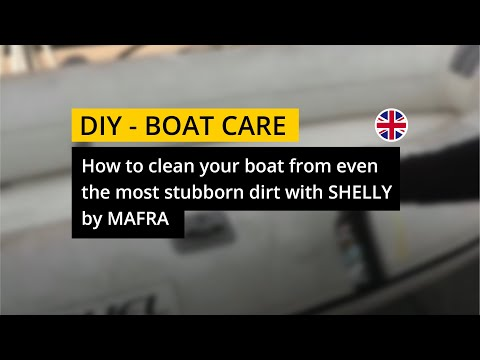 Inflatable boat cleaning - How to clean pneumatic boats