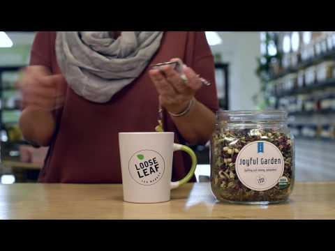 How To Brew Loose Leaf Tea With A Tea Ball   Loose Leaf Tea Market