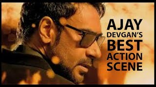 Ajay Devgn Best Action Fight Scenes Compilation Video 2015 - Must Watch!!