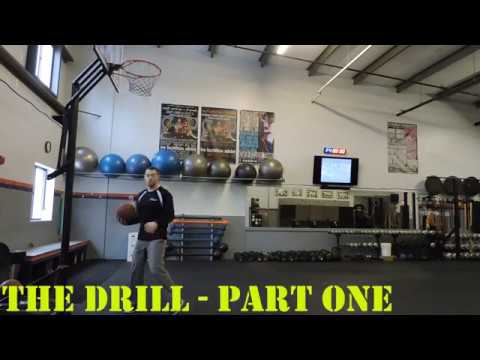 Skill Drill: Learn to properly shoot a basketball!