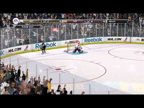 NHL 12: Online Shootout Episode 12 - Chicago Blackhawks