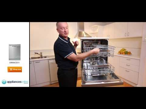 Expert review of the freestanding Fisher & Paykel DW60CEX1 dishwasher - Appliances Online