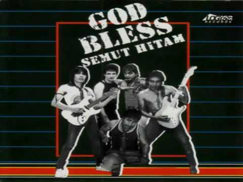 (Full Album) God Bless — Semut Hitam (1988)