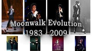 Michael Jackson - Moonwalk Evolution [1983 - 2009]
