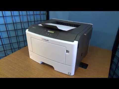 Lexmark MS312D/DN Review
