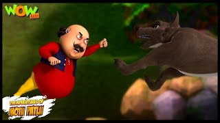Motu Patlu New Episodes | Cartoons | Kids | Motu The Jungle King | Wow Kidz