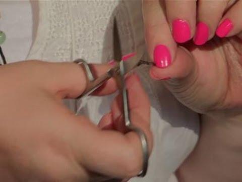 How To Make Fake Eyelashes The Right Length