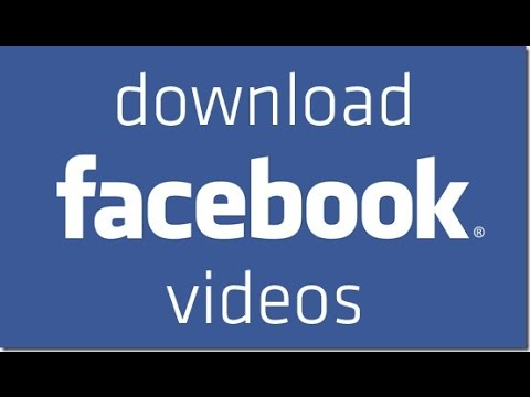 How to Download Facebook Videos Online For PC and Mobile Without any Software 2015