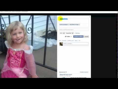 How to Upload to Facebook