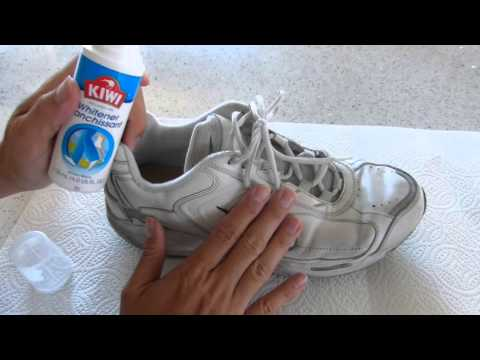 How to Whiten Your Shoes Quick & Easy