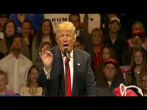 Critiquing Trump's CNN Video