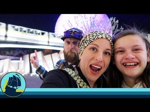 An AWESOME day at Walt Disney World's EPCOT!