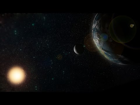 3Ds Max - Planet Earth