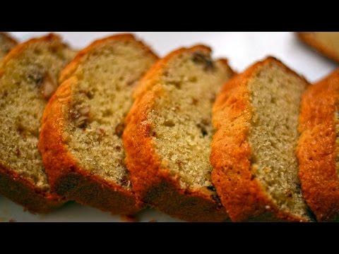 ★ Banana Walnut Cake | How to make Cake | Happy Birthday Cake | Dessert Recipes @ Guru's Cooking