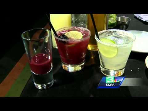 Shaking things up on National Margarita day