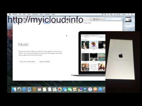 Remove icloud in all activated iphone ipad ipod mac and windows