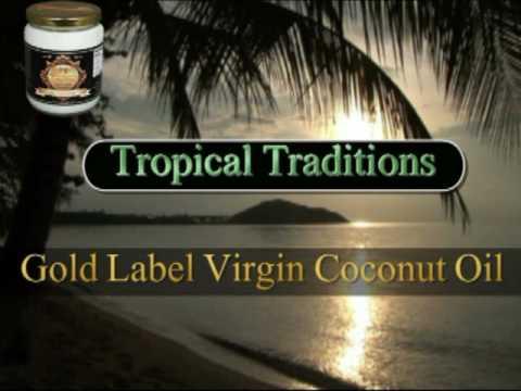Virgin Coconut Oil: America's First Traditional Wet-milled Virgin Coconut Oil - Buy It Online