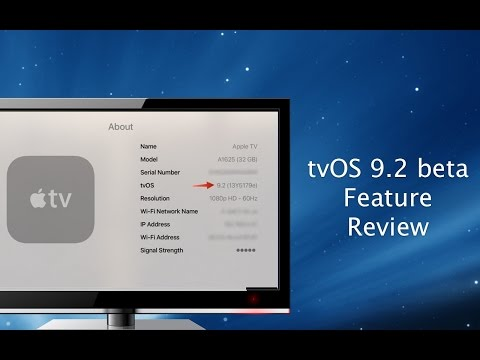 Top new tvOS 9.2 beta features - iPhone Hacks