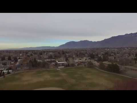 Daylight Drone Video at Brandon Park