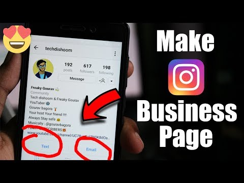 How to Make Instagram Business Page Quickly 😍