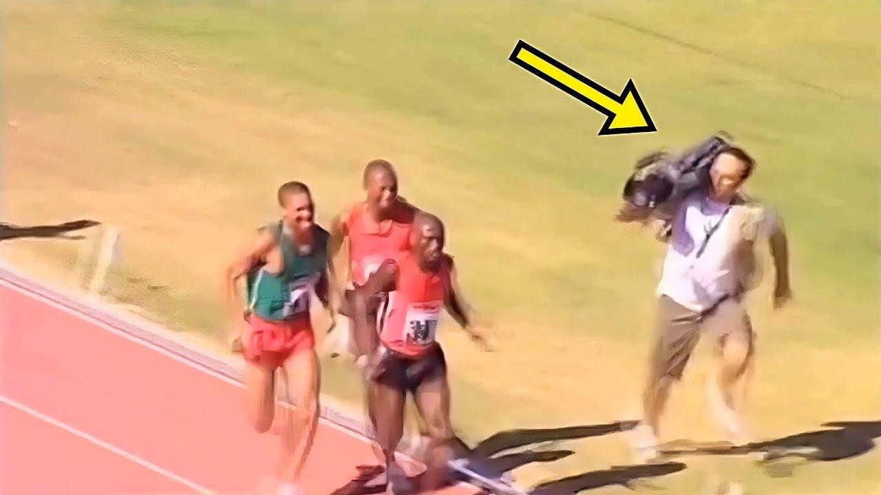 Weirdest Moments in Sports