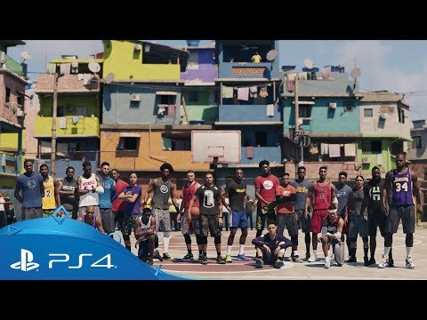 NBA LIVE 19 | E3 2018 Reveal Trailer | PS4