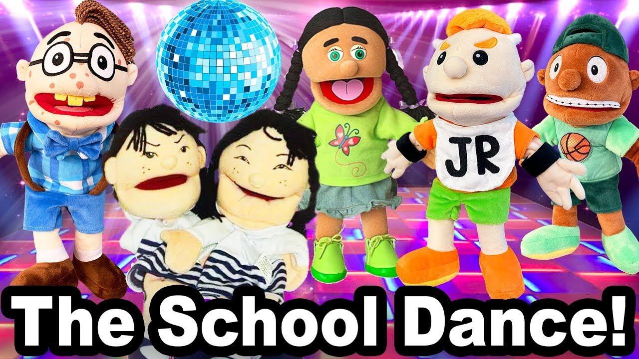 SML Movie: The School Dance!