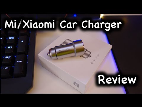 Mi - Xiaomi dual USB Car charger review