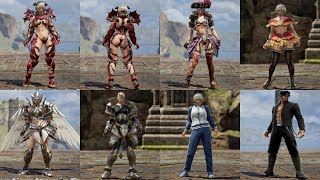 SoulCalibur 6 character creation set A Videos - 9tube tv