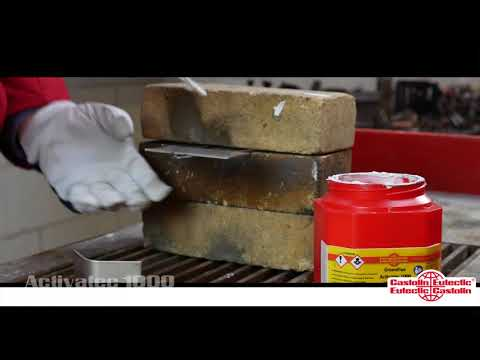 Activatec 1000: paste for brazing on copper, brass, bronze, steel, stainless steels, nickel