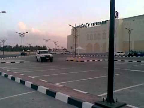 Driving.nangal in oman salalah mp4
