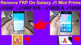 Samsung J1 Mini Prime (J106H) TearDown & Damaged By Water Fixed