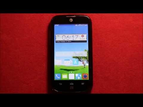 ZTE Compel AT&T Prepaid GoPhone On Straight Talk LTE