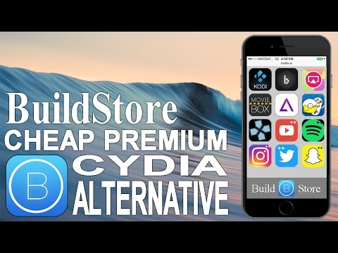 BuildStore Review [Paid], Install Tweaked Apps Cydia Apps For iOS 10.2.1 / 10.3 No JB / PC