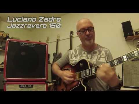 JAZZREVERB 150 Best jazz guitar amp