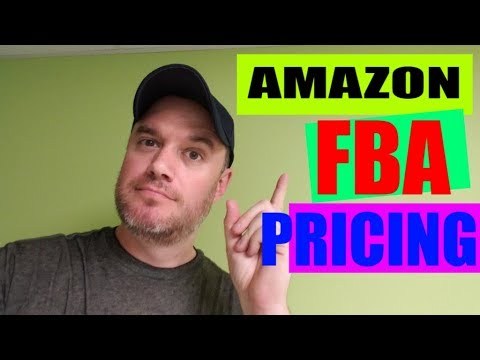 Amazon FBA Tutorial How to Sell on Amazon Series FBA how to Price a Product
