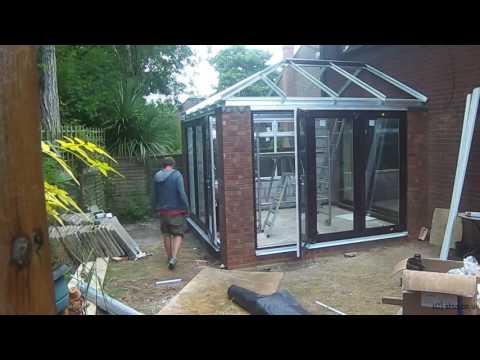 Building a Conservatory Timelapse Video