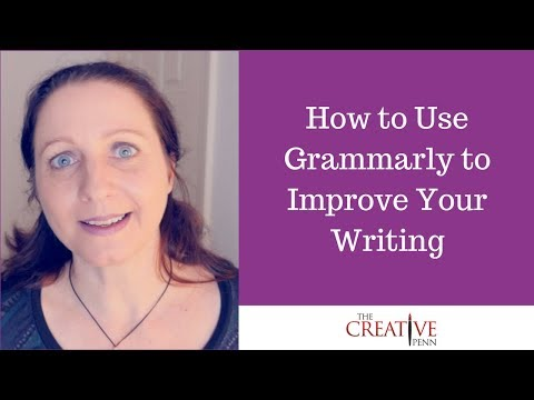 How To Use Grammarly To Improve Your Writing