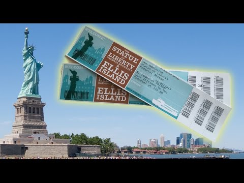 Statue Of Liberty Ticket Office - Video Directions From The R Subway Line