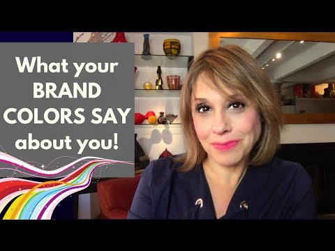 What your brand colors say about your business  - Advice for Women Entrepreneurs