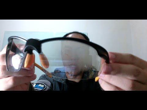 Home made Antifog for Goggles and Glasses