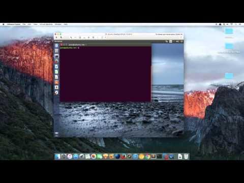 Switching between users via command-line on Ubuntu
