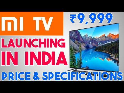Xiaomi Mi TV 4A Launching in India | #WhatIsThat | Price, Specifications & Launch Date | 4,4A,3s