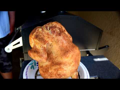 How to Cook Beer Can Chicken on the Grill!