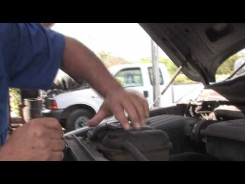 Troubleshooting Car Problems : How to Check a Radiator