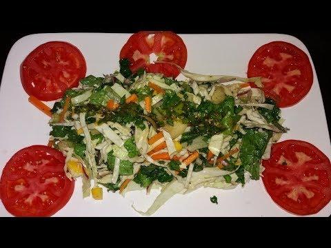 Fresh Vegetable Salad Platter