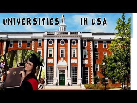 TOP 10 Universities In USA / Best university in USA ✔✔✔