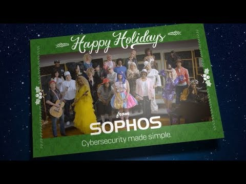 We All Need IT | Happy Holidays from Sophos